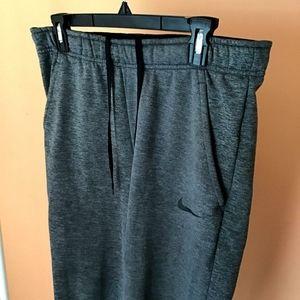 Grey Nike Dri-Fit size s sweat pants